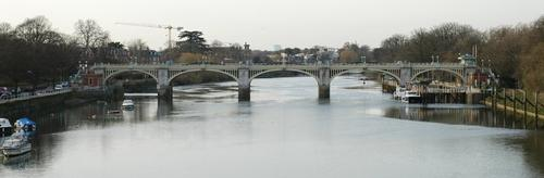 Richmond Lock and Weir