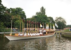 Olympic Torch Relay: Teddington to Tower Bridge